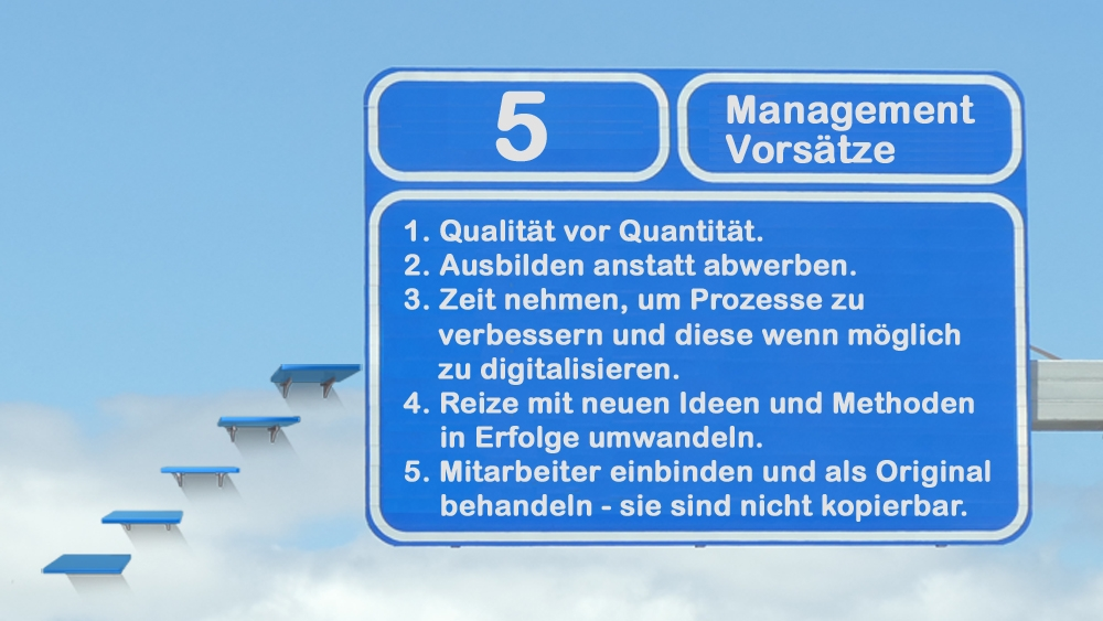 5 Management-Vorsätze (c) tonik consulting, 2018